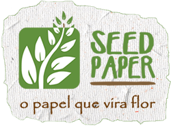 PAPEL SEMENTE - SEED PAPER